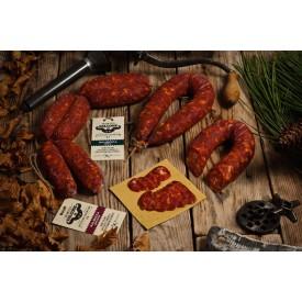 Salsiccia piccante - Bio 350 g