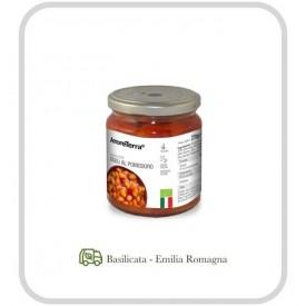 Fagioli Cannellini al Pomodoro Bio - 270 g
