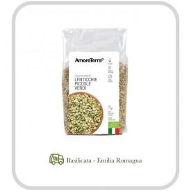 Lenticchie Piccole Verdi Bio - 400 g