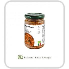 Zuppa Pronta di Lenticchie al Pomodoro Bio - 300 g