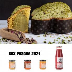 Box Pasqua Pistacchio