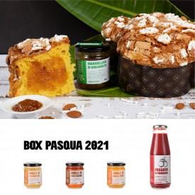 Box Pasqua Bergamotto